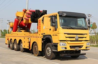 国五重汽豪沃150吨汽车吊